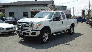 Used 2011 Ford F-250 XL for sale in Sherbrooke, QC
