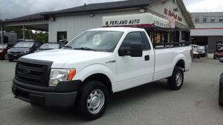 Used 2014 Ford F-150 Xl, 4x4 A/c, Boite 8 for sale in Sherbrooke, QC