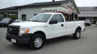 Used 2014 Ford F-150 Xl, A/c, Boite 8 for sale in Sherbrooke, QC