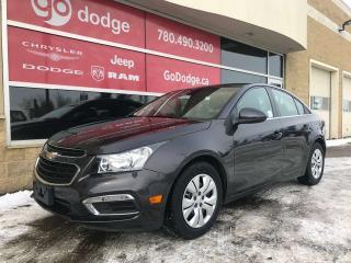 Used 2015 Chevrolet Cruze 1LT for sale in Edmonton, AB