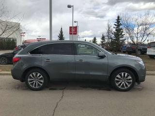 Used 2015 Acura MDX Elite SH-AWD for sale in Red Deer, AB