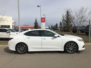 Used 2016 Acura TLX Elite for sale in Red Deer, AB