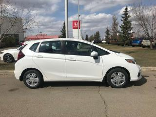 New 2019 Honda Fit LX for sale in Red Deer, AB