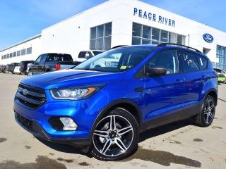New 2019 Ford Escape SEL for sale in Peace River, AB