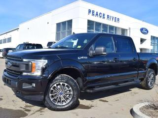 New 2019 Ford F-150 XLT 4x4 SuperCrew Cab Styleside 145.0 in. WB for sale in Peace River, AB