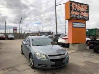 Used 2008 Chevrolet Malibu 2LT**4 CYLINDER**AUTO**ALLOYS**AS IS SPECIAL for sale in London, ON