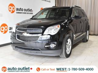 Used 2013 Chevrolet Equinox 1LT AWD, Remote start, Backup camera, One Owner! for sale in Edmonton, AB