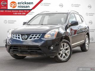 Used 2013 Nissan Rogue SV: AWD, POWER WINDOWS, BACKUP CAMERA, BLUETOOTH, AUTOMATIC for sale in Edmonton, AB