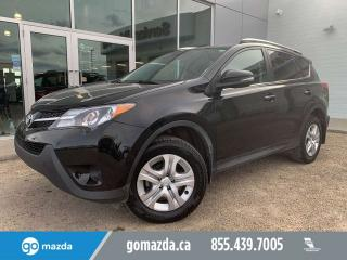Used 2014 Toyota RAV4 LE for sale in Edmonton, AB