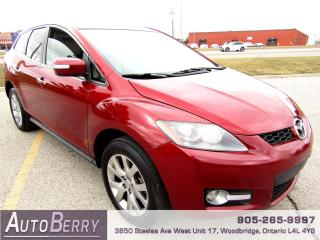 Used 2009 Mazda CX-7 GT - AWD - 2.3L for sale in Woodbridge, ON
