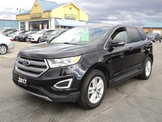 Used 2017 Ford Edge SEL 3.5L AWD BackUpCam HeatedSeats for sale in Brantford, ON