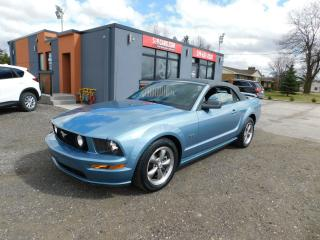 Used 2006 Ford Mustang | GT | Springs Here | Super Clean GT Convertible for sale in St. Thomas, ON