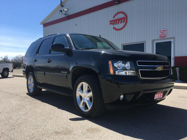 2012 Chevrolet Tahoe LT leather / backup camera