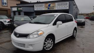Used 2012 Nissan Versa 1.8 S for sale in Etobicoke, ON