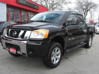 Used 2012 Nissan Titan SV 4WD Crew Cab V8 for sale in London, ON