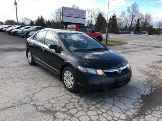 Used 2009 Honda Civic DX-A for sale in Komoka, ON