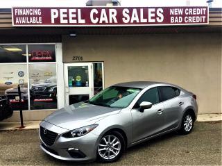 Used 2014 Mazda MAZDA3 GS SKY|ALLOYS|REARVIEW|PUSHSTART| for sale in Mississauga, ON