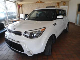 Used 2015 Kia Soul LX LOW KM NO ACCIDENT SAFETY REMOTE START A/C for sale in Oakville, ON