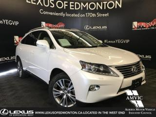 Used 2014 Lexus RX 350 TOURING PACKAGE for sale in Edmonton, AB