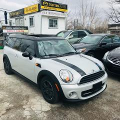 Used 2013 MINI Cooper Clubman CLUB-MAN LEATHER ROOF 2 SETS OF TIRES for sale in Toronto, ON