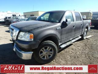 Used 2007 Ford F-150 for sale in Calgary, AB