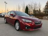 Photo of Red 2017 Subaru Impreza