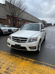 Used 2012 Mercedes-Benz GLK-Class GLK 350, PANO ROOF, NAVIGATION for sale in North York, ON