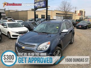Used 2017 Chevrolet Equinox for sale in London, ON