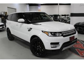Used 2016 Land Rover Range Rover Sport Sport V6 HSE   GAS ENGINE   1-OWNER for sale in Vaughan, ON
