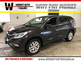 Used 2016 Honda CR-V EX-L|SUNROOF|LEATHER|AWD|75,145 KMS for sale in Cambridge, ON