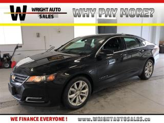Used 2018 Chevrolet Impala 1LT|BACKUP CAMERA|BLUETOOTH|55,128 KMS for sale in Cambridge, ON