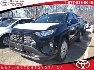New 2019 Toyota RAV4 LIMITED  for sale in Burlington, ON