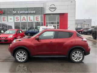 Used 2016 Nissan Juke SV One owner !! for sale in St. Catharines, ON