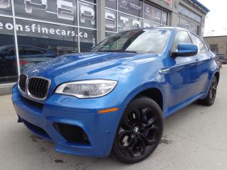 Used 2013 BMW X6 M 555 HP, HUD, V8, Navigation 360CAMERA for sale in Etobicoke, ON