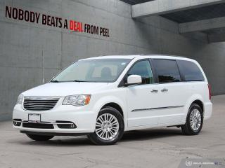 Used 2015 Chrysler Town & Country Touring-L*Dual DVD*Pwr Sunroof*Nav*Reverse Cam* for sale in Mississauga, ON