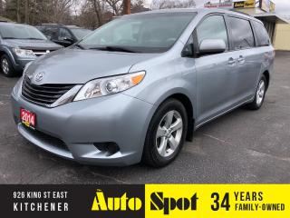 Used 2014 Toyota Sienna LE for sale in Kitchener, ON