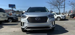 Used 2018 Hyundai Santa Fe XL 6 SEATS, NAVI, PANOROOF, APPLE CAR PLAY, HEATED WHEEL for sale in North York, ON