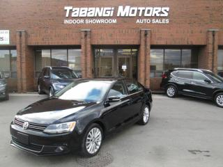 Used 2011 Volkswagen Jetta HIGHLINE | NO ACCIDENTS | NAVIGATION | LEATHER | SUNROOF for sale in Mississauga, ON