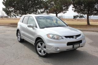 Used 2008 Acura RDX AWD 4dr for sale in Oshawa, ON