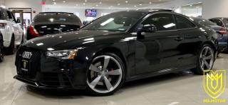 Used 2013 Audi RS 5 450HP for sale in North York, ON