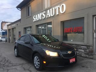 Used 2012 Chevrolet Cruze 4dr Sdn LS+ w/1SB for sale in Hamilton, ON