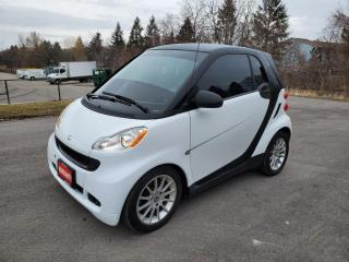 Used 2011 Smart fortwo 2DR CPE for sale in Mississauga, ON