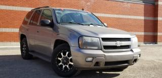 Used 2006 Chevrolet TrailBlazer 4Dr 4WD for sale in Edmonton, AB