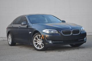 Used 2011 BMW 5 Series 4dr Sdn 535i xDrive AWD for sale in Edmonton, AB