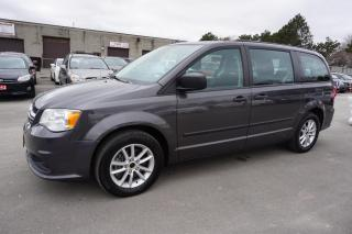 Used 2015 Dodge Grand Caravan STOW & GO *ONE OWNER*DEALER SERVICE RECORD* CERTIFIED 2YR WARRANTY ALLOYS BLUETOOTH for sale in Milton, ON