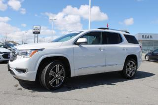 Used 2018 GMC Acadia Denali for sale in Carleton Place, ON