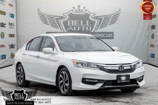 Used 2016 Honda Accord EX-L, SUNROOF, PUSH START, BACKUP CAM, SIDE CAM, LEATHER for sale in Toronto, ON