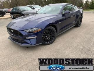 New 2019 Ford Mustang GT Fastback for sale in Woodstock, ON