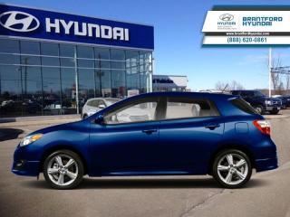 Used 2012 Toyota Matrix - $107.62 B/W for sale in Brantford, ON