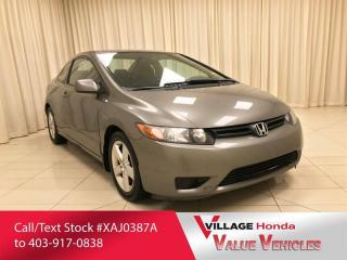 Used 2007 Honda Civic 2-Dr Lx for sale in Calgary, AB
